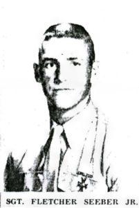 Sgt. Fletcher Seeber, Jr