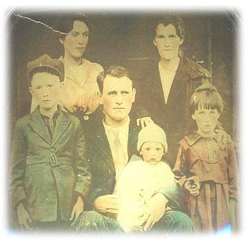 Campbell County Tn Perkins Family 1
