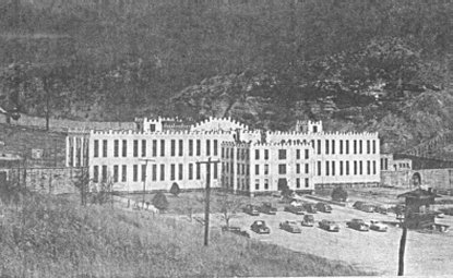 Brushy Mountain State Prison tn Brushy Mountain Prison