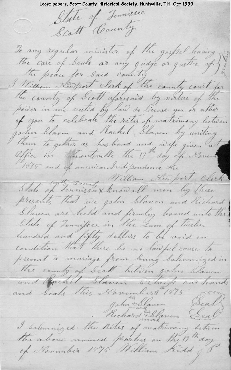 Tennessee scott county helenwood -  Document Scott Co Tn Reunions