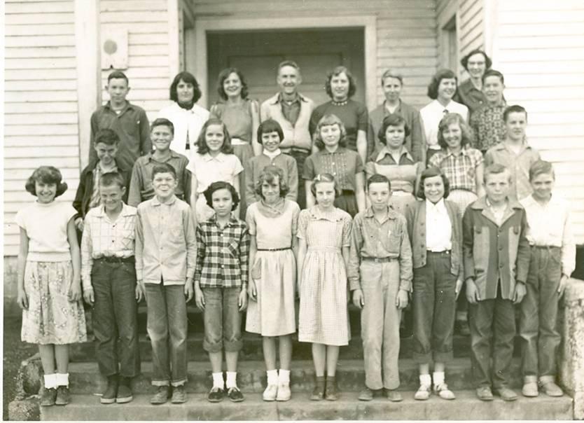 Scott Co, TN Schools