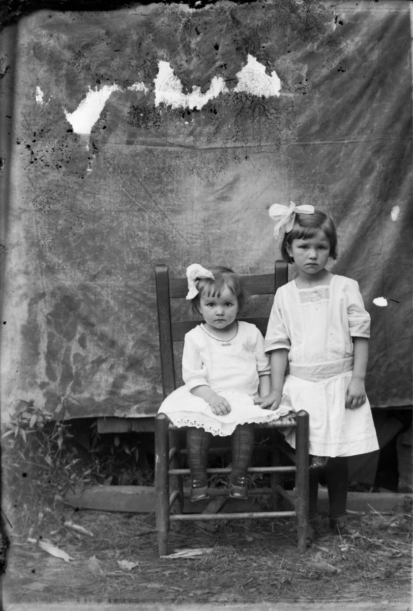 Black child sitting in chair - 2 Girls 1 Sitting In Chair Email Identity Of This Photo
