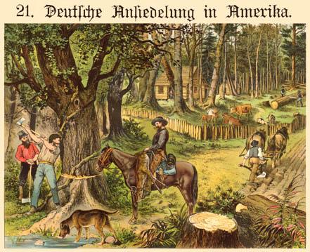 Settled Deutsch