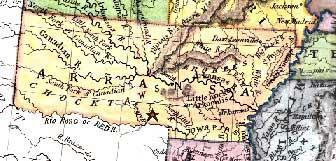 Arkansas Territory, 1832