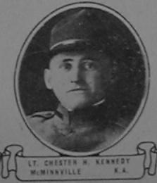 E Chester Disease KENNEDY ChesterH. McMinnville